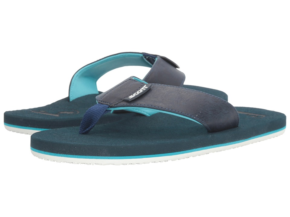Scott Hawaii - Punini (Navy) Men's Sandals