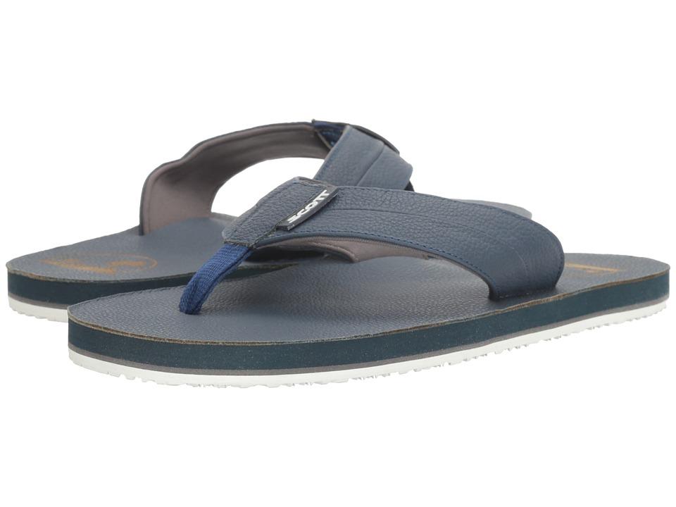 Scott Hawaii - Holo (Navy) Men's Sandals