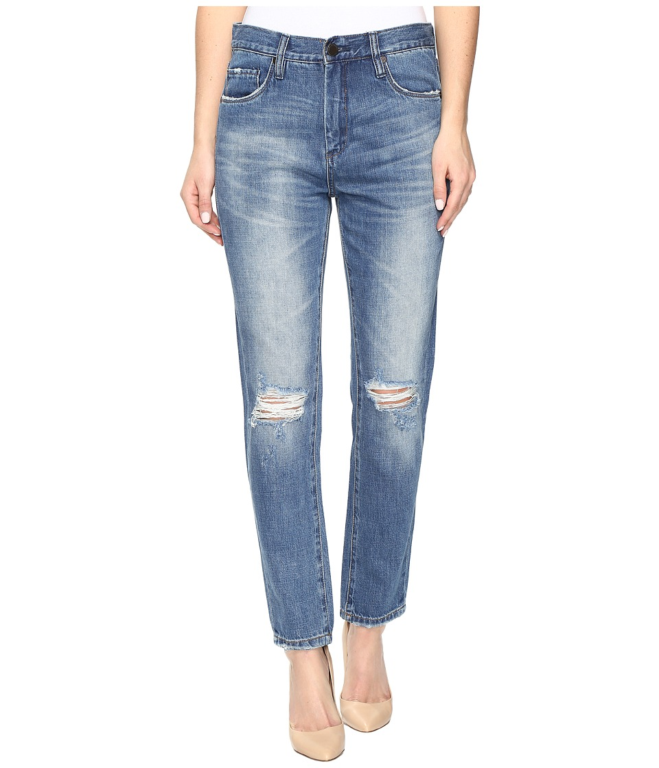 Blank NYC - Day Streaming Pants in Blue (Blue) Women's Casual Pants