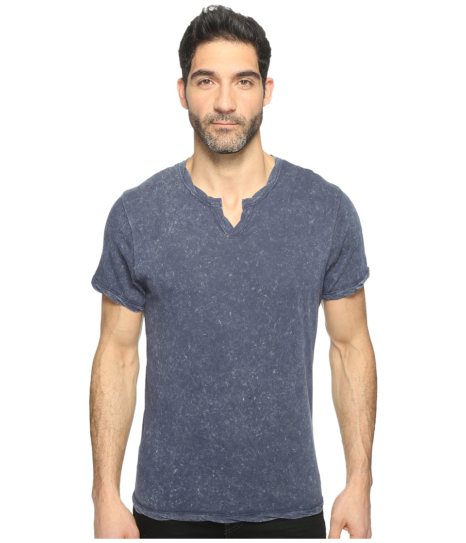 Alternative - Organic Pima w/ Denim Wash Moroccan (Blue Jeans) Men's T Shirt