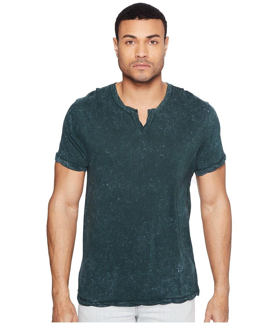Alternative - Organic Pima w/ Denim Wash Moroccan (Green Jeans) Men's T Shirt