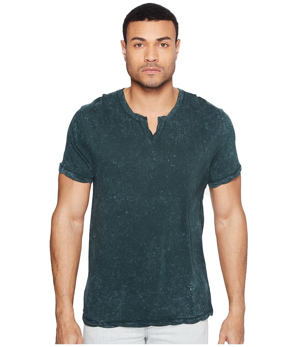Alternative - Organic Pima w/ Denim Wash Moroccan (Green Jeans) Men's T Shirt
