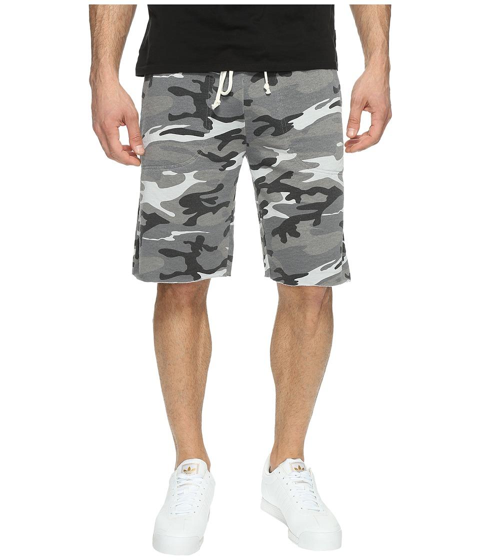 Alternative - Victory Short (Grey Camo) Men's Shorts