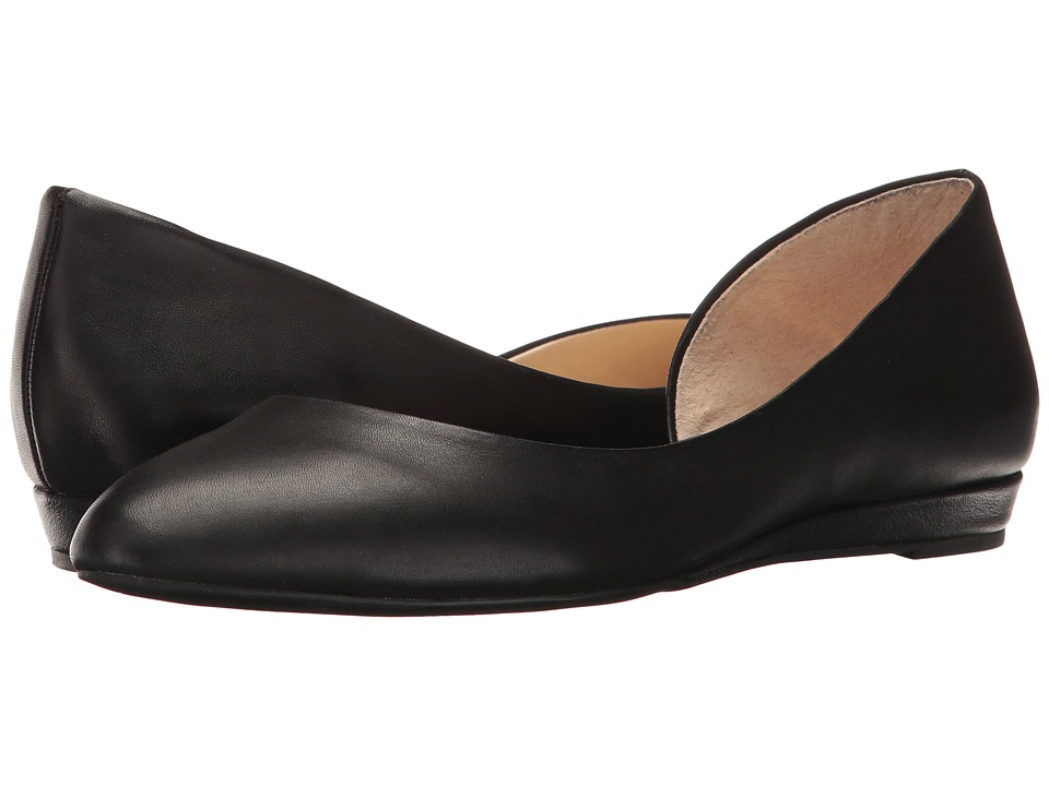 Jessica Simpson - Lynsey (Black Soft Nappa Silk) Women's Shoes