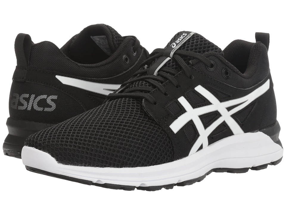 ASICS - Gel-Torrance (Black/White/Silver) Women's Running Shoes