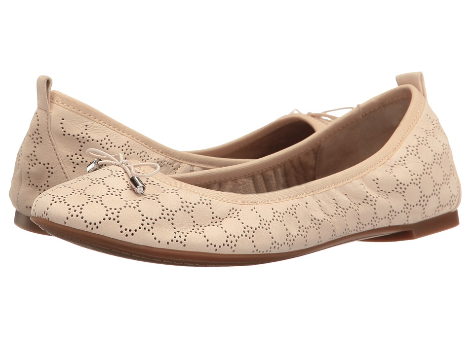 Jessica Simpson - Nalan 2 (Vanilla Cream Elko Nubuck Perforated) Women's Shoes