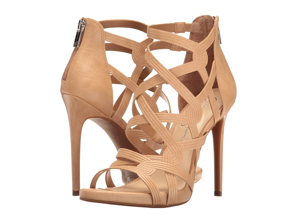 Jessica Simpson - Rainah (Buff New Ruby Tumbled) Women's Shoes
