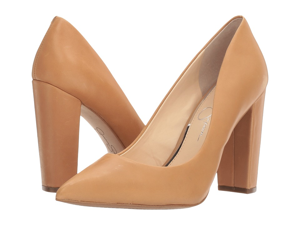Jessica Simpson - Tanysha (Buff New Buff) Women's Shoes