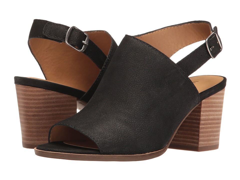 Lucky Brand - Obelia (Black) Women's Shoes