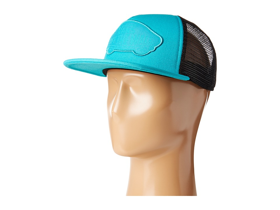 Vans - Beach Girl Trucker Hat (Ceramic) Caps