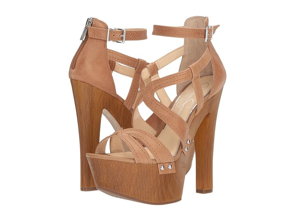 Jessica Simpson - Dorrin (Buff Belavista) Women's Shoes