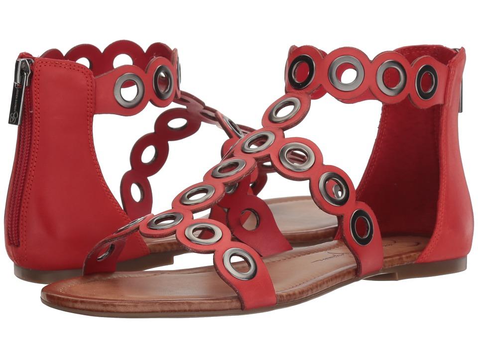 Jessica Simpson - Korva (Lipstick Alba Calf) Women's Shoes