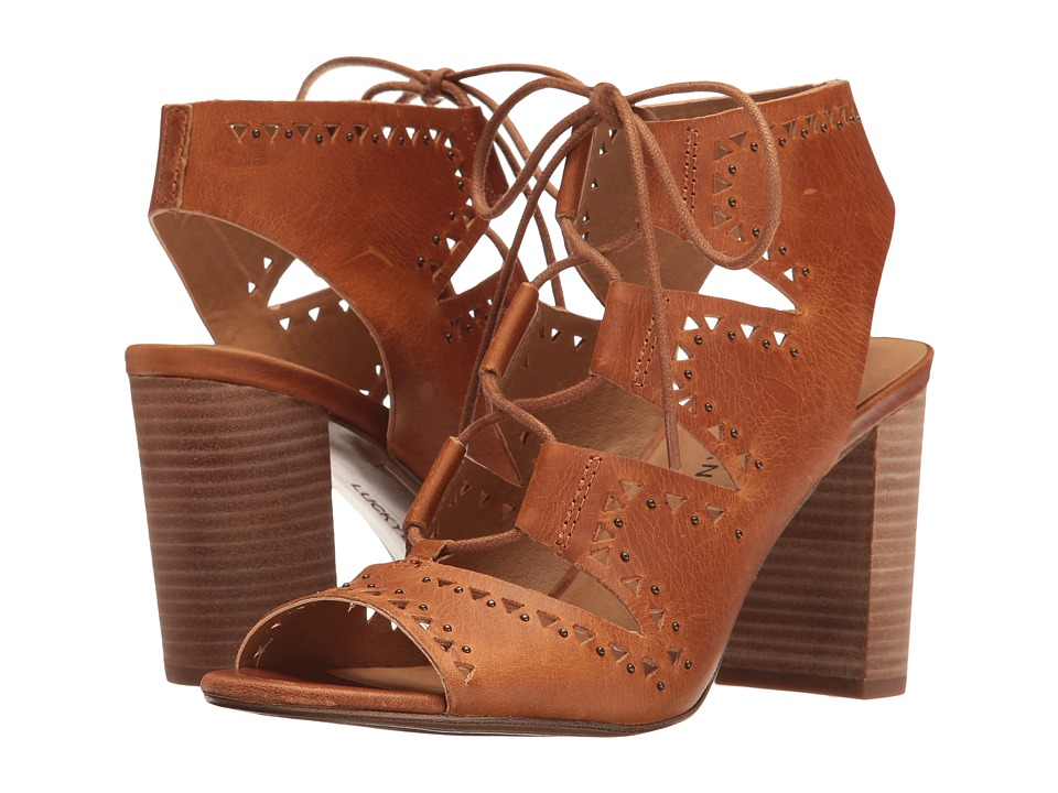 Lucky Brand - Tafia (Caf ) Women's Shoes
