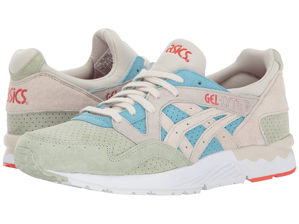 ASICS Tiger - Gel-Lyte(r) V (Reef Waters/Birch) Men's Shoes