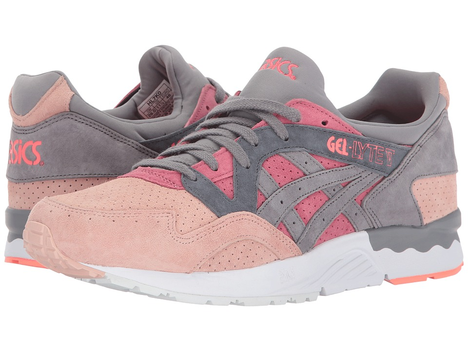 ASICS Tiger - Gel-Lyte(r) V (Mauve Wood/Aluminum) Men's Shoes