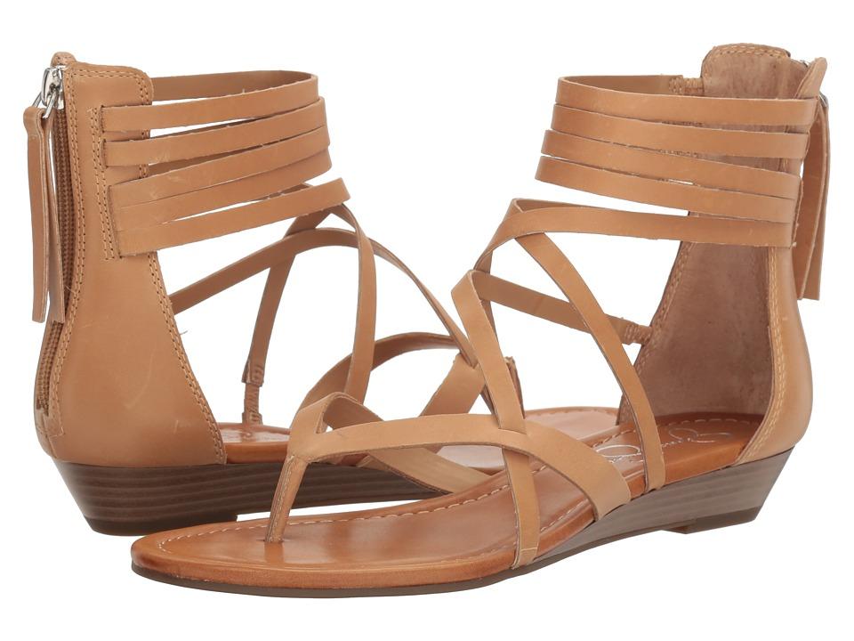 Jessica Simpson - Roselen (Buff New Buff) Women's Shoes