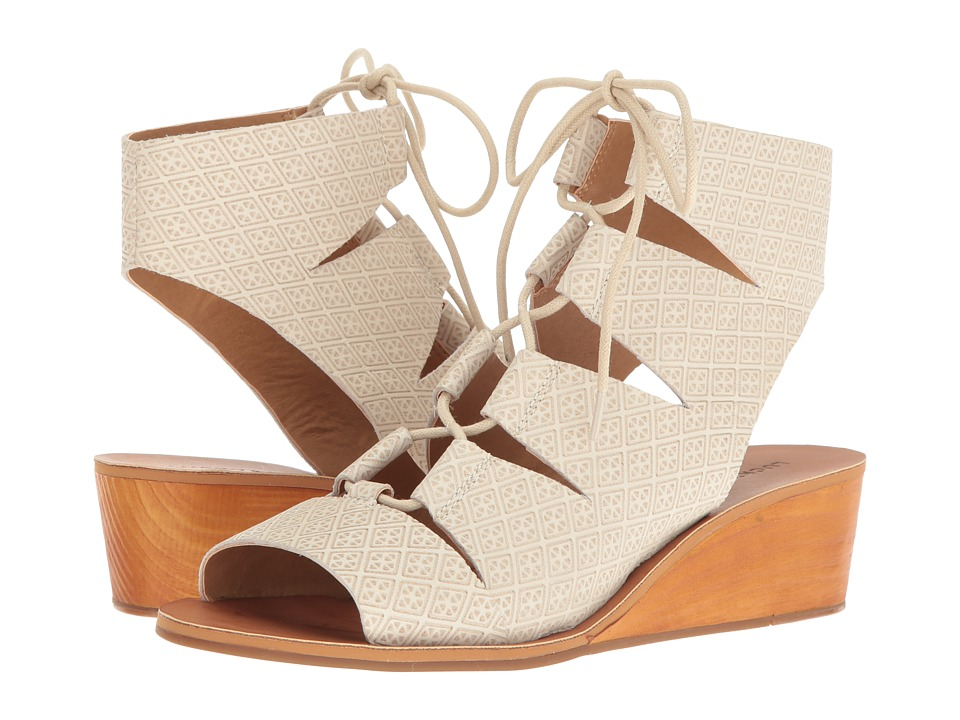 Lucky Brand - Gizi (Sandshell) Women's Shoes