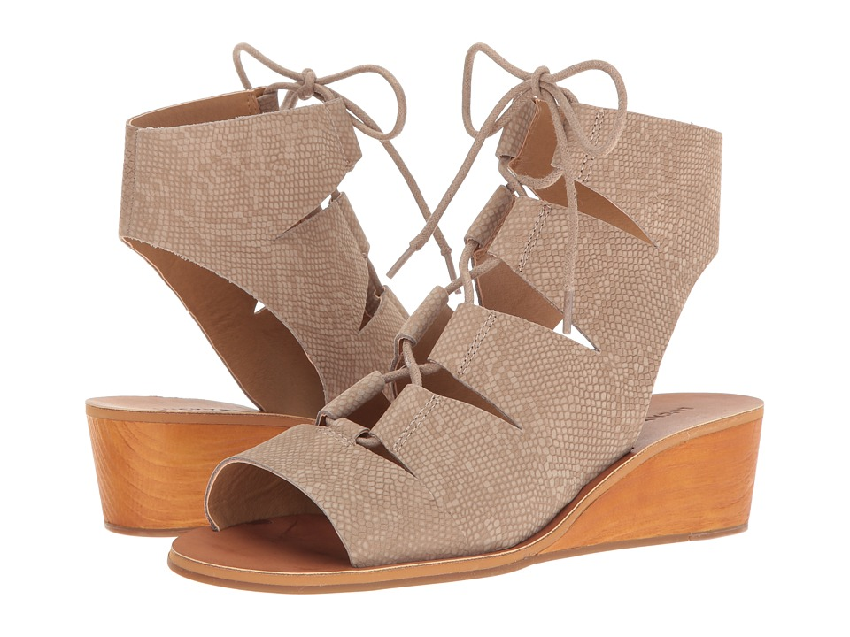 Lucky Brand - Gizi (Feather Grey) Women's Shoes
