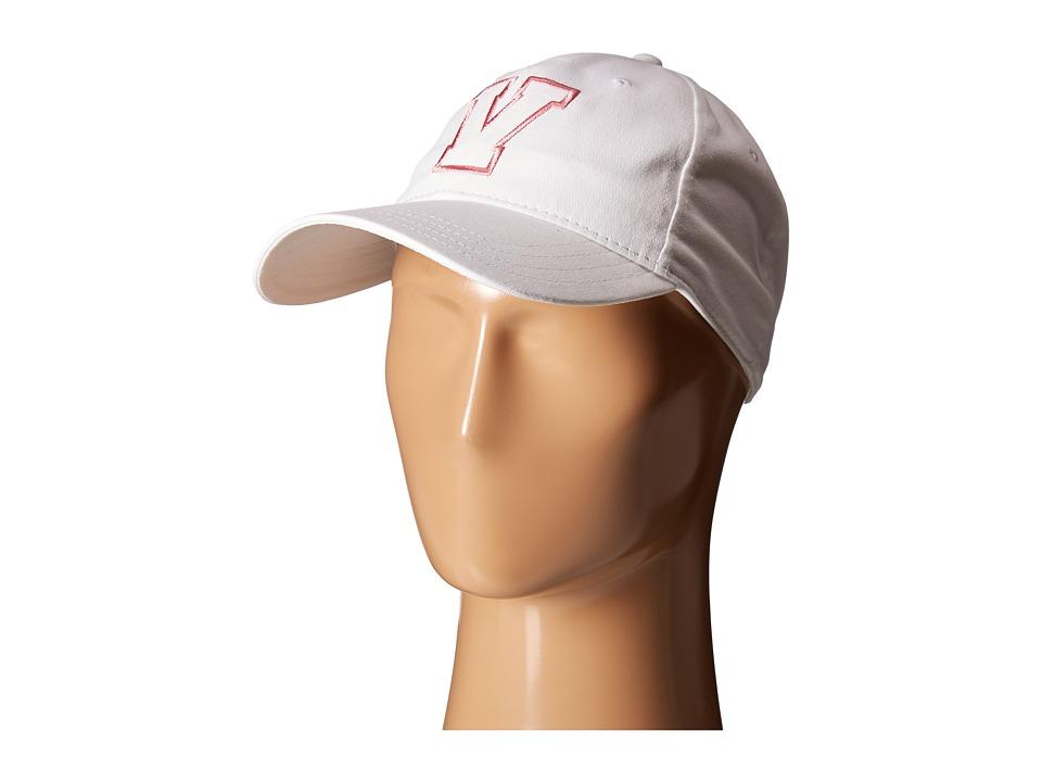Vans - Dugout Cap (White) Baseball Caps