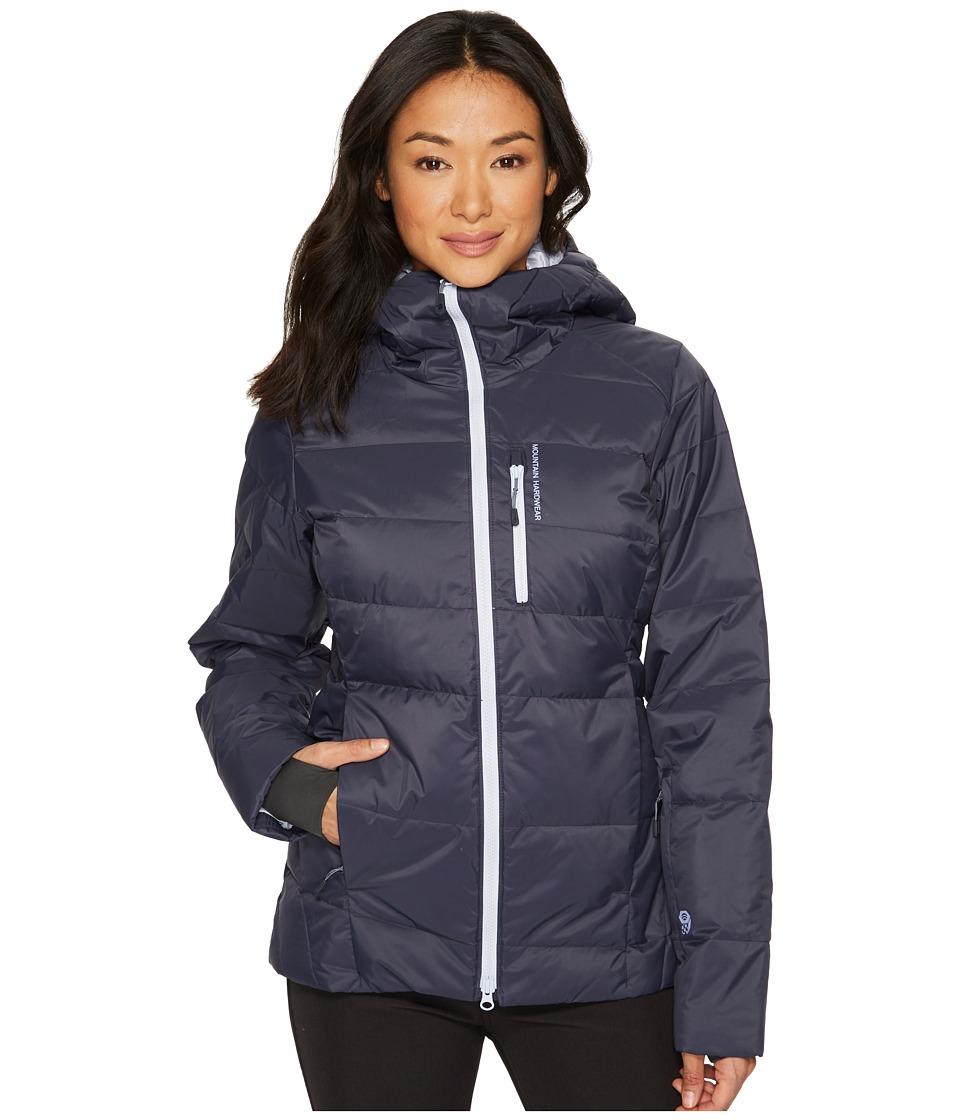 Mountain Hardwear Snowbasin Down Jacket (Inkwell) Women