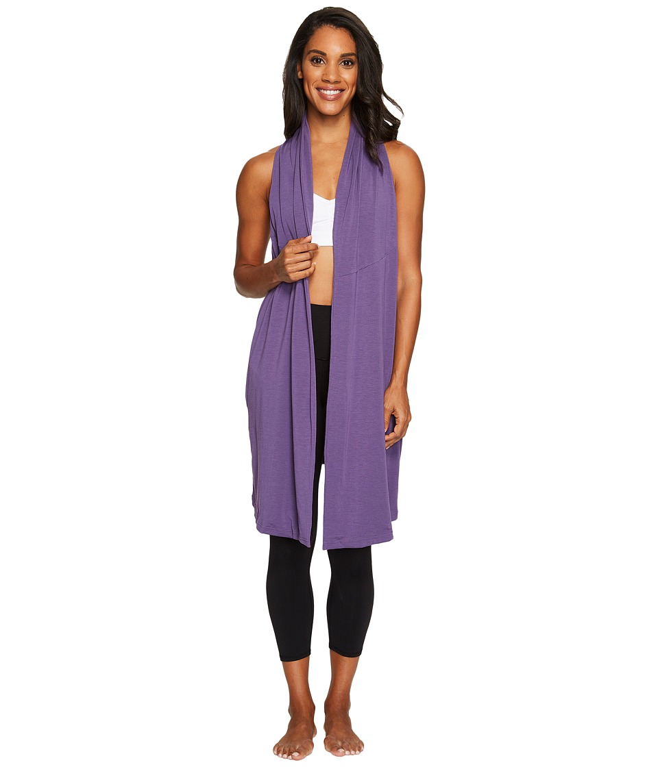 Lucy - Calm Heart Wrap Vest (Mystical) Women's Vest