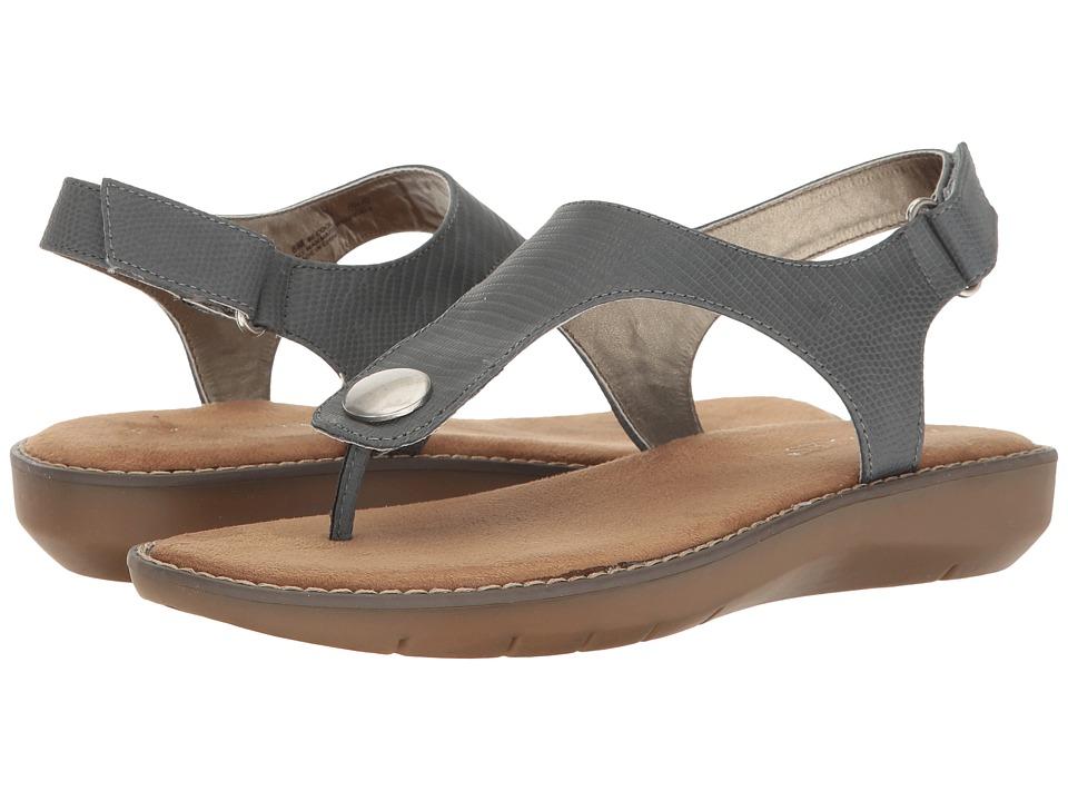 Image of Aerosoles - Be Cool (Blue Snake) Women's Dress Sandals