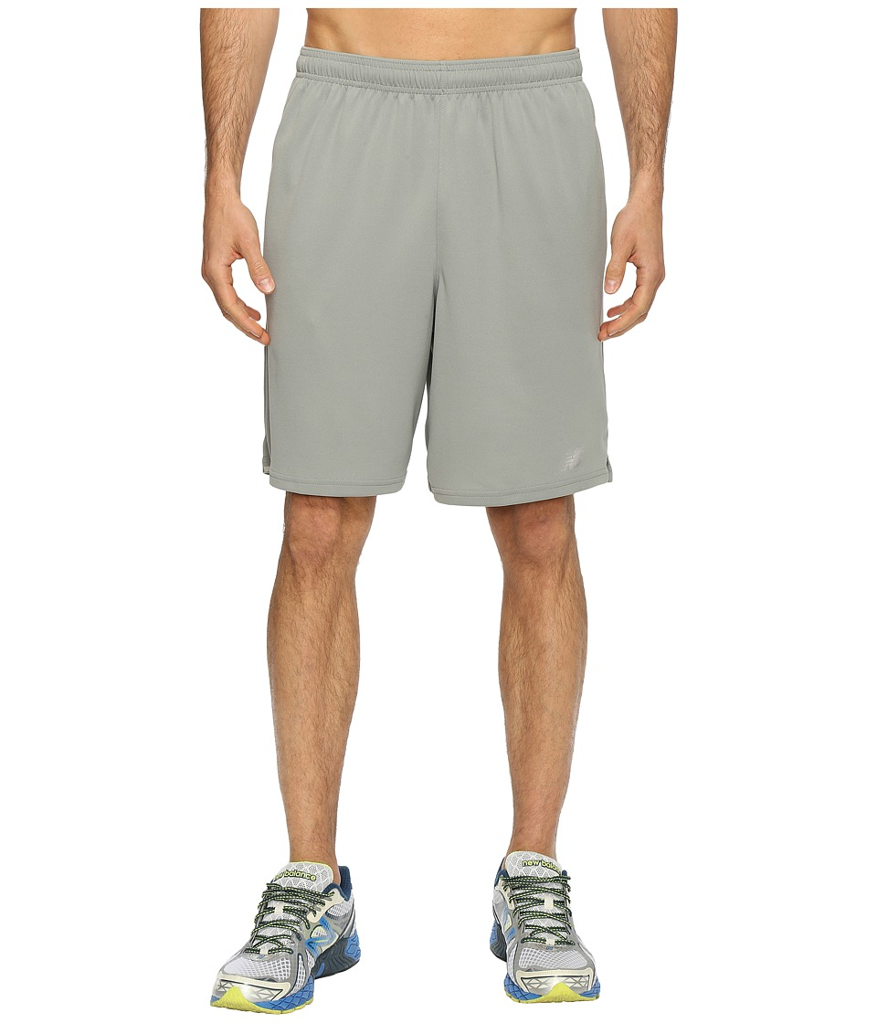 New Balance - Core Knit Shorts (Sedona Red) Men's Shorts