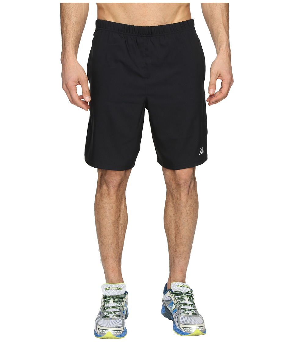 New Balance - Performance Shorts (Black) Men's Shorts