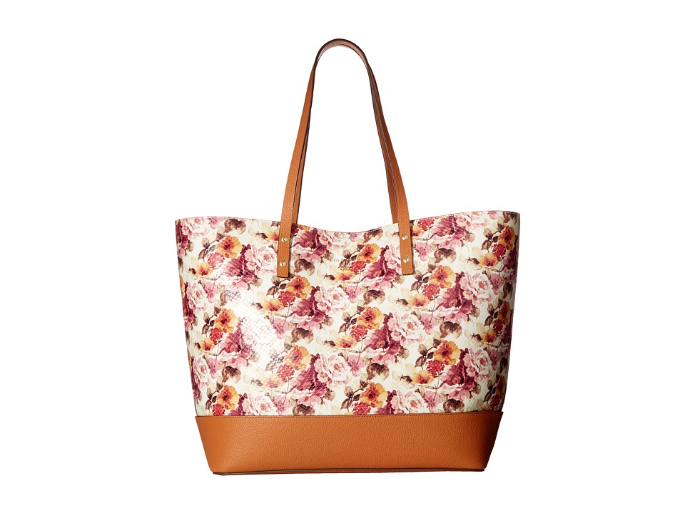 Cole Haan - Beckett Tote (Floral Print Emboss) Tote Handbags