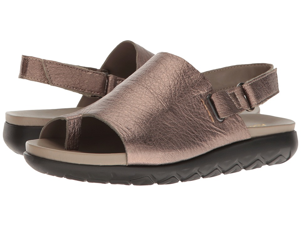 Aerosoles - Boulevard (Bronze Leather) Women's Dress Sandals