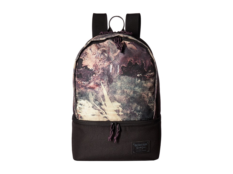 Burton - Snake Mountain Pack (Satellite Print) Backpack Bags