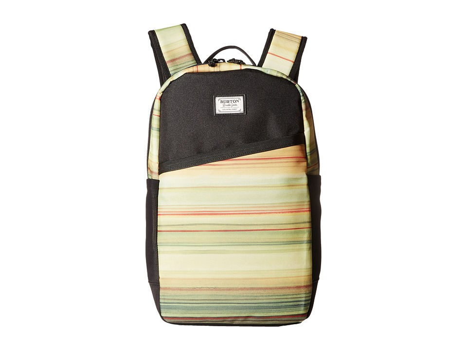 Burton - Apollo Pack (Striped Tuna) Backpack Bags