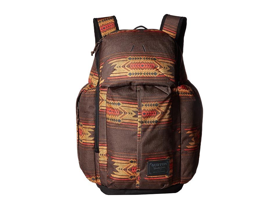 Burton - Cadet Pack (Sierra Print) Backpack Bags