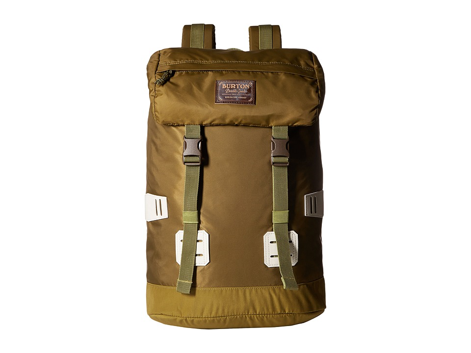 Burton - Tinder Pack (Drab Flight Satin) Backpack Bags