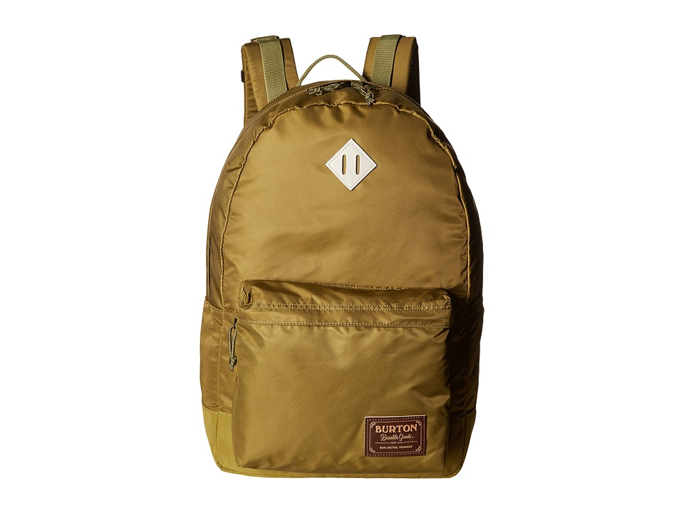 Burton - Kettle Pack (Drab Flight Satin) Backpack Bags