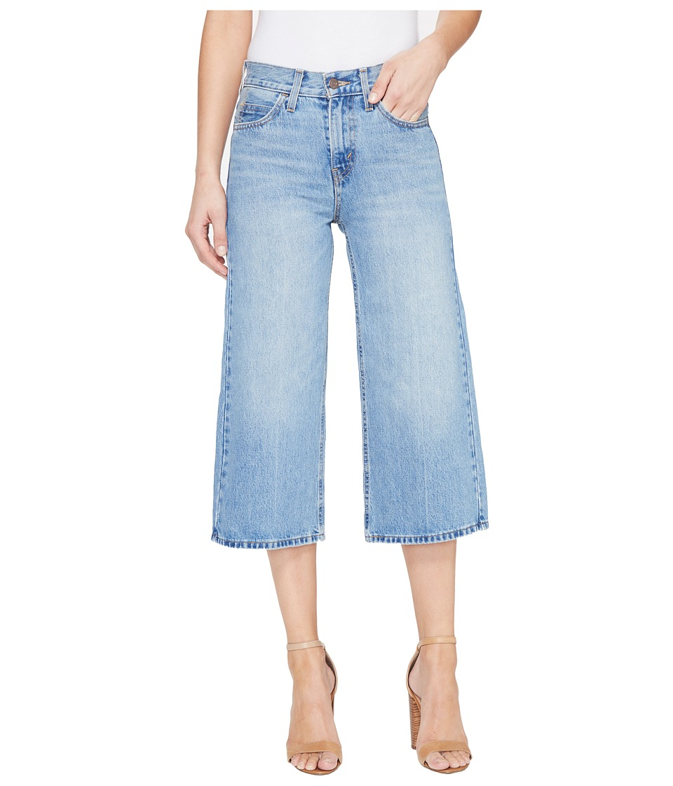 Levi's(r) Womens - The Culotte (Indigo Road) Women's Clothing