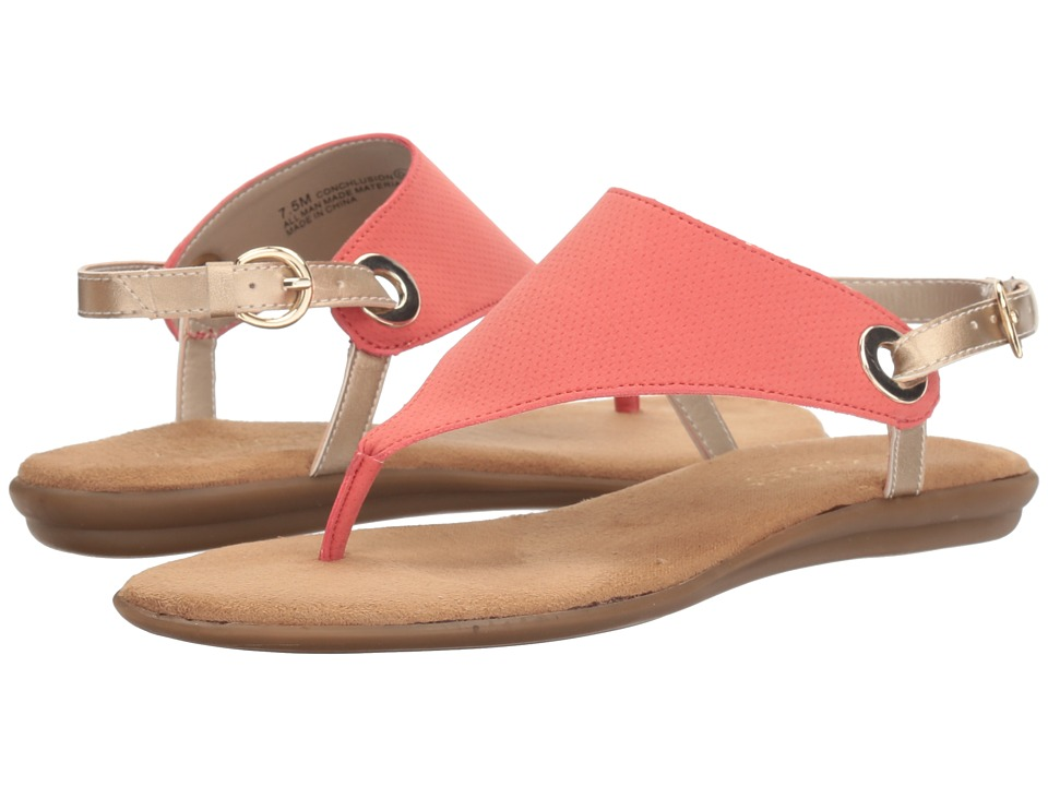 Aerosoles - Conchlusion (Mid Pink Combo) Women's Sandals