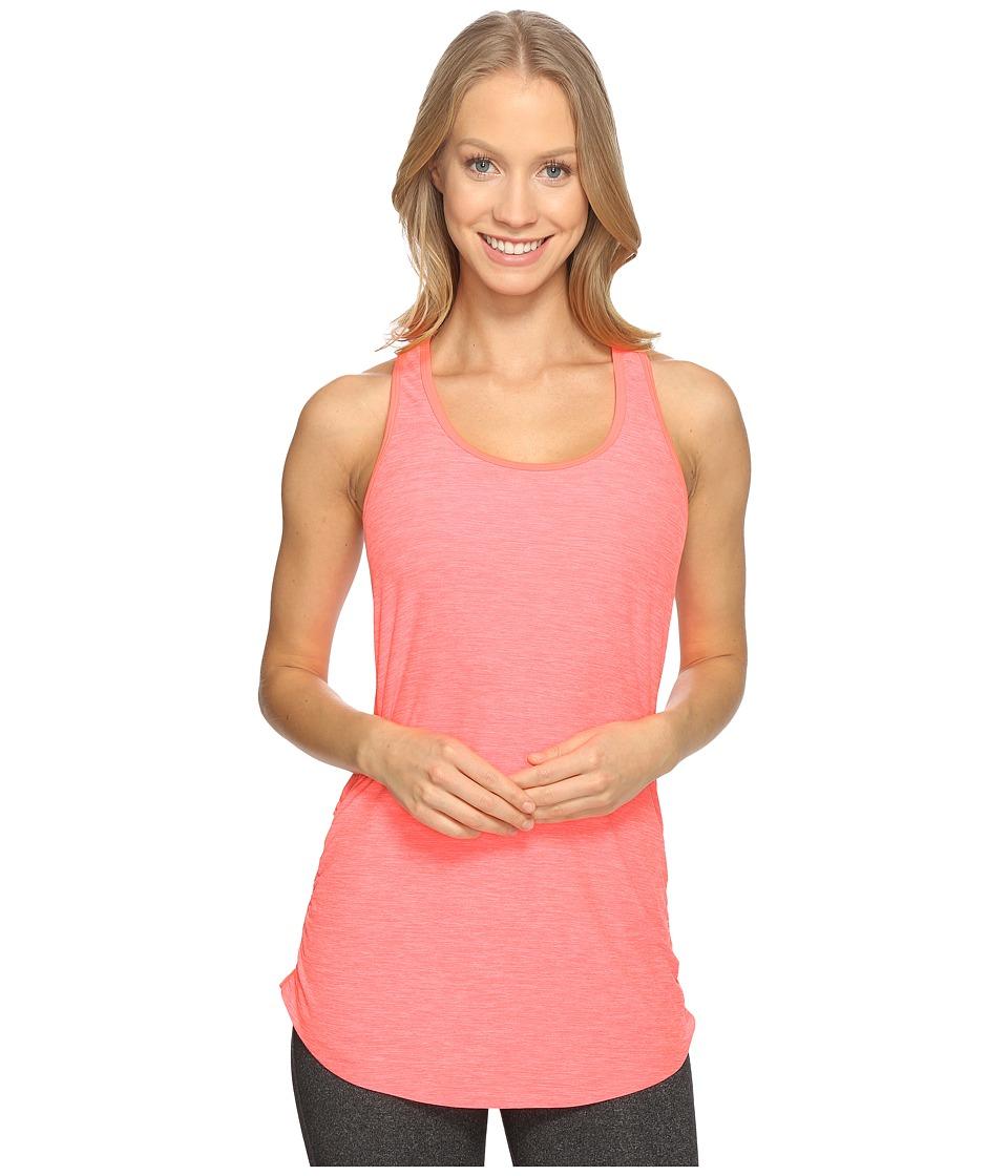 New Balance - Perfect Tank (Guava Heather) Women's Sleeveless