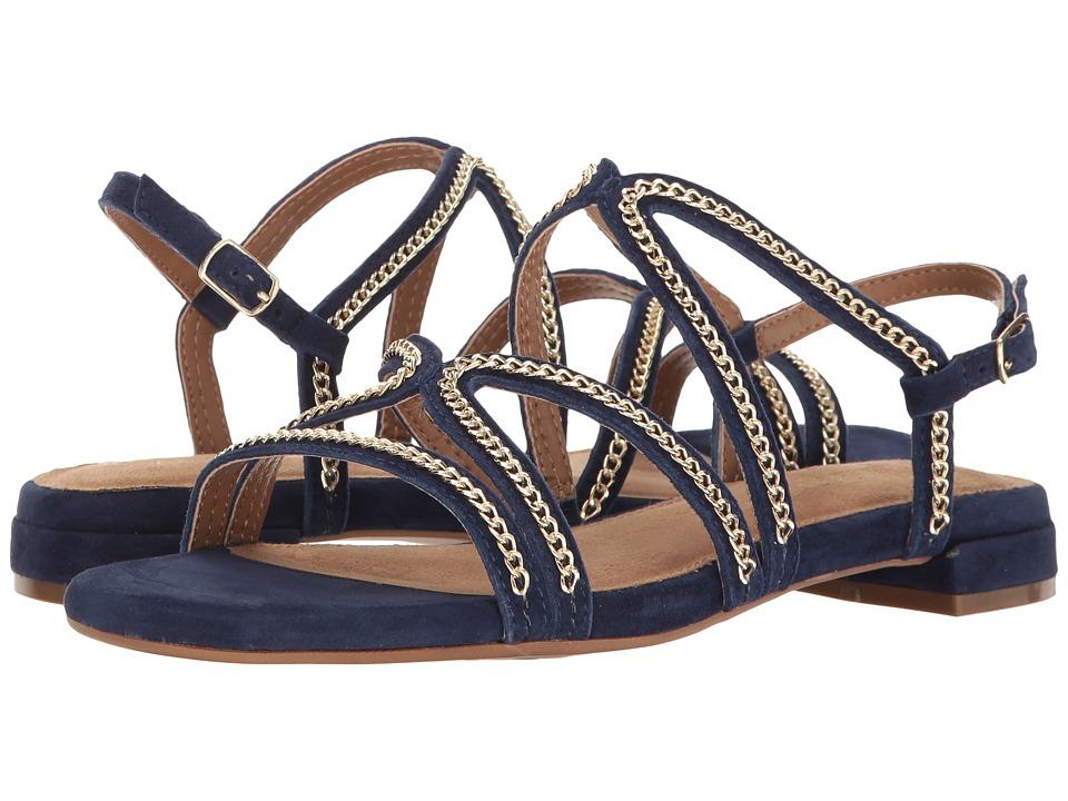 Aerosoles - Downtown (Blue Suede) Women's Dress Sandals