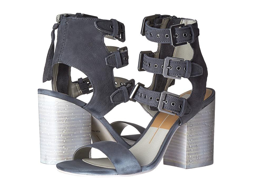 Dolce Vita - Edin (Smoke Nubuck) Women's Shoes