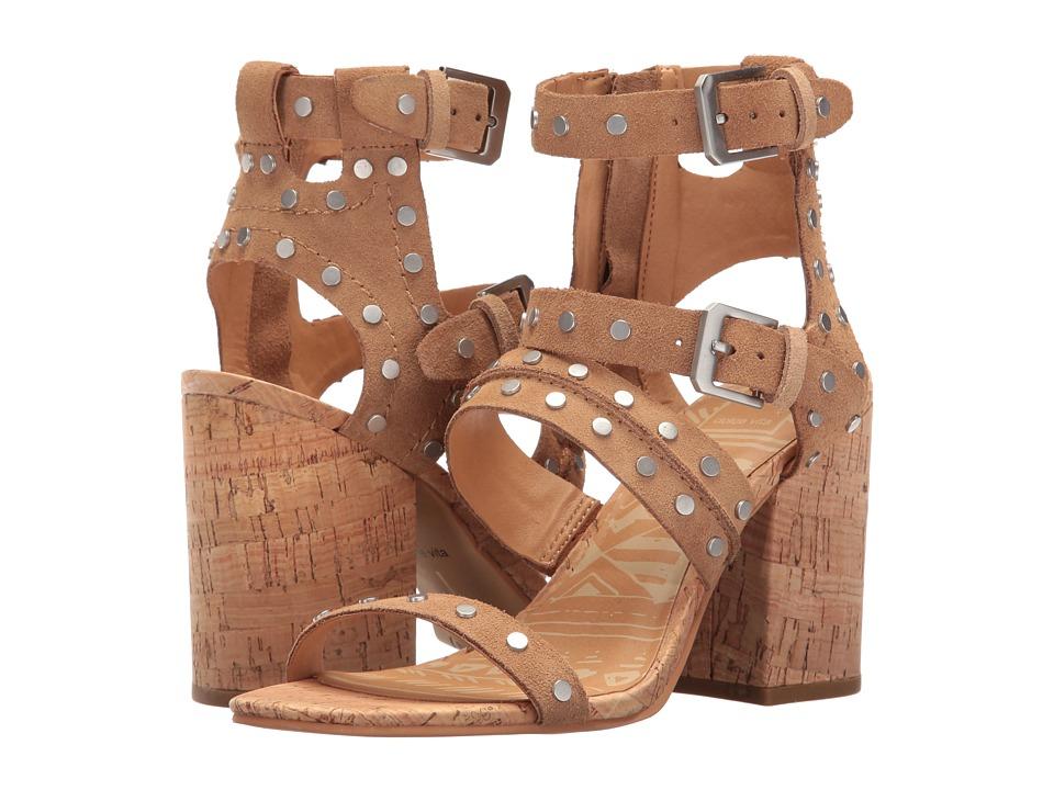 Dolce Vita - Effie (Tan Suede) Women's Sandals