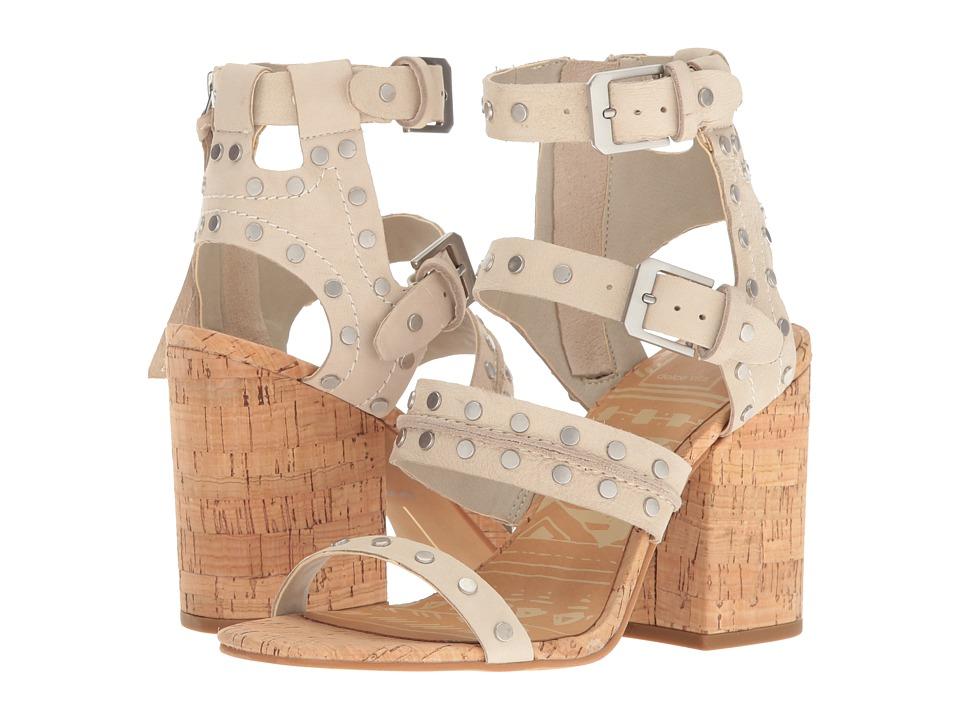Dolce Vita - Effie (Sand Nubuck) Women's Sandals