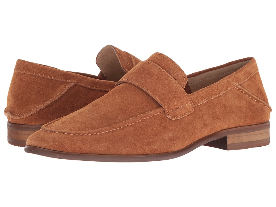 Sam Edelman - Ethan (Tan Cow Suede Leather) Men's Shoes