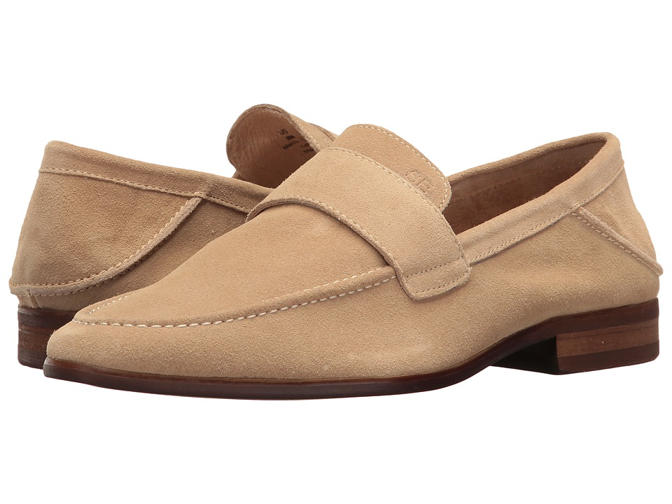 Sam Edelman - Ethan (Sand Cow Suede Leather) Men's Shoes