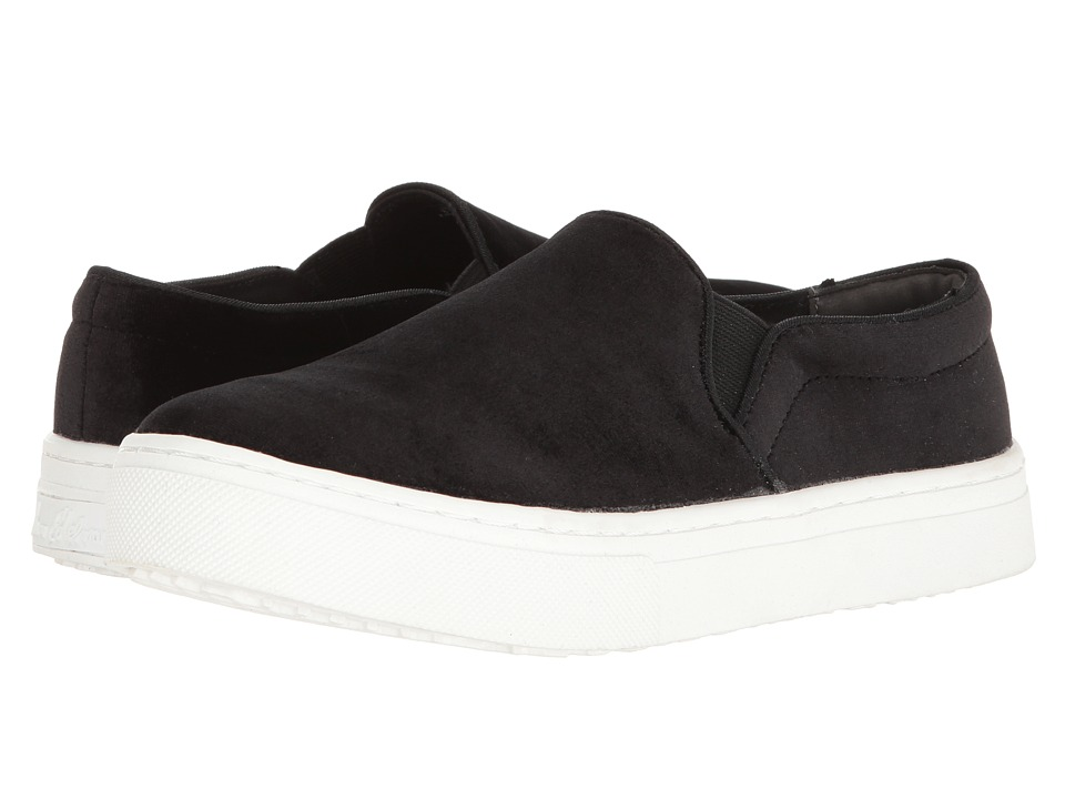 Sam Edelman - Lacey (Black Velvet) Women's Slip on Shoes