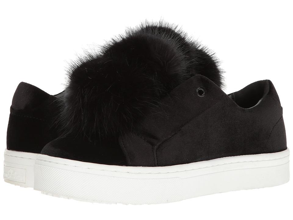 Sam Edelman - Leya (Black Velvet) Women's Shoes