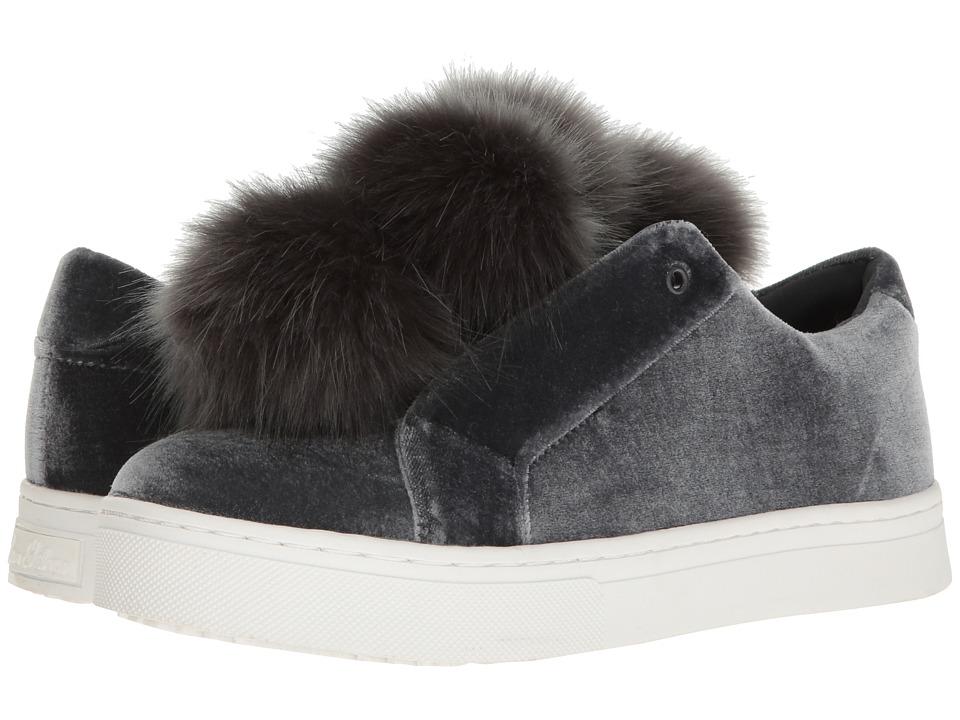 Sam Edelman - Leya (Smoke Velvet) Women's Shoes