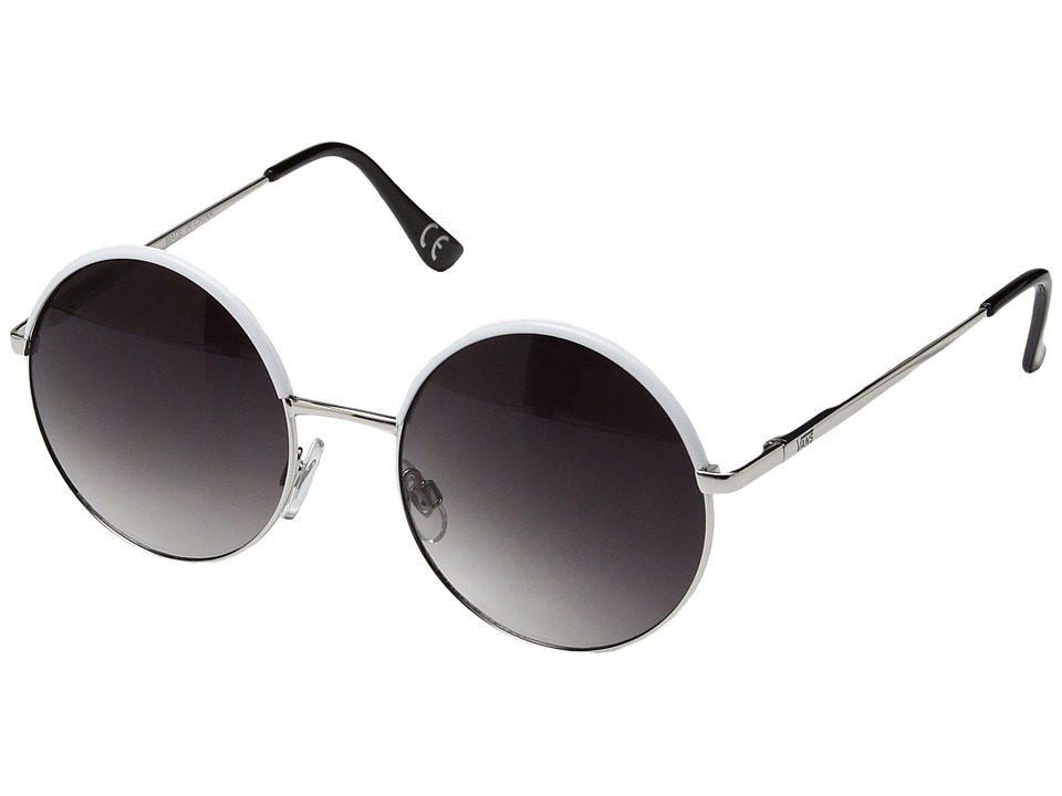 Vans - Circle of Life Sunglasses (White) Fashion Sunglasses