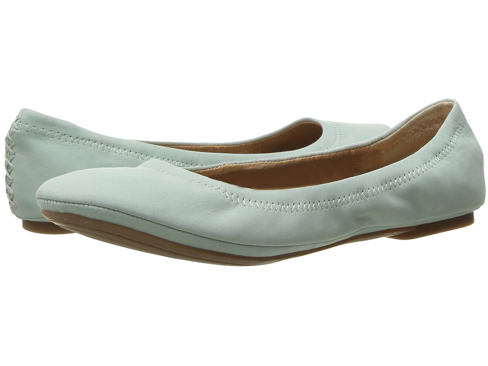 Lucky Brand - Emmie (Silt Green) Women's Flat Shoes