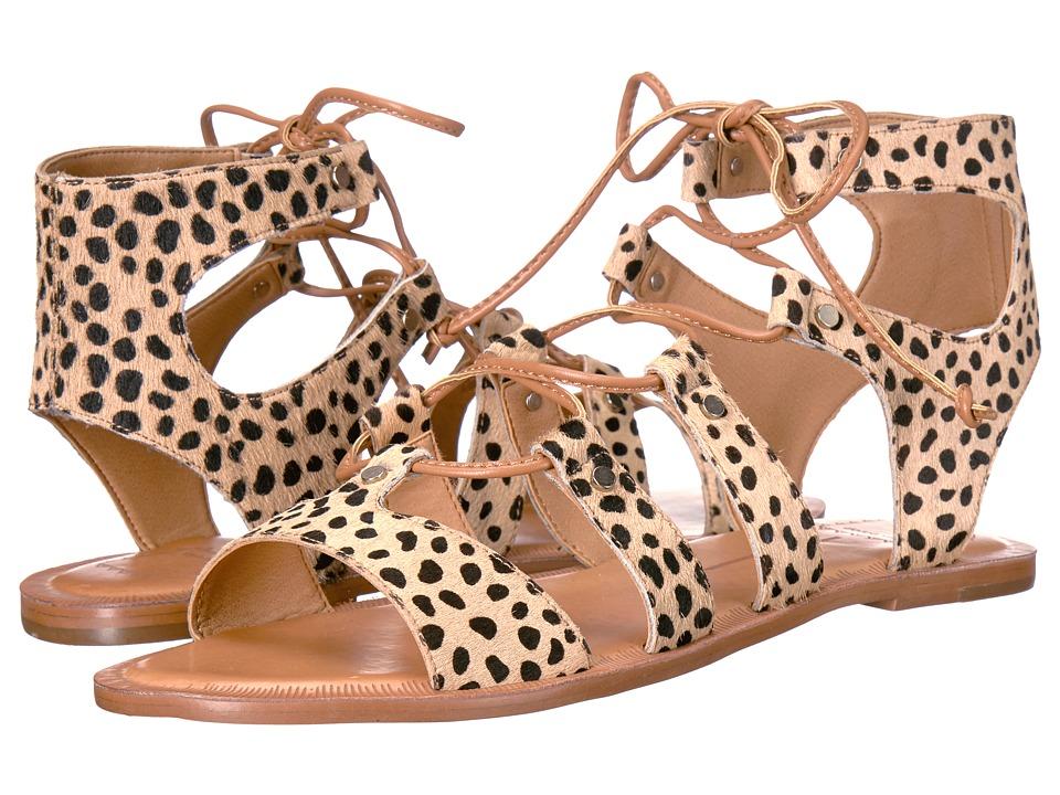 Dolce Vita - Jasmyn (Leopard Calf Hair 1) Women's Shoes